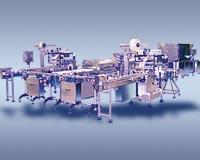 Производство глазированных сырков с начинкой - ЛГС-10000