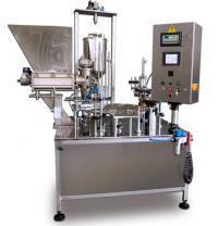 Автомат роторного типа для упаковки зерненого творога Пастпак Р2Т